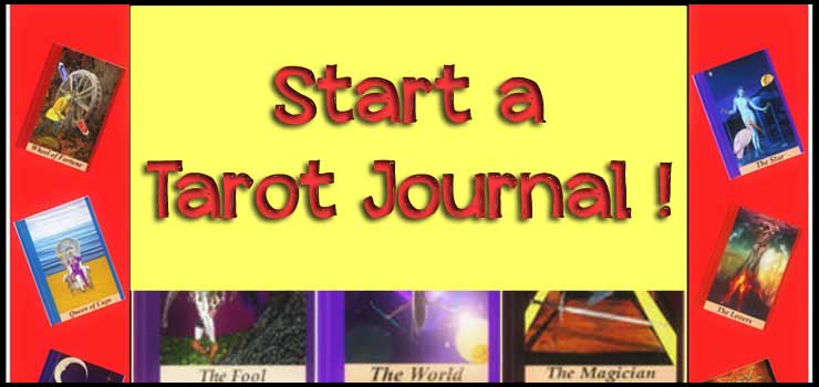 5 Reasons You Need to Start a Tarot Journal