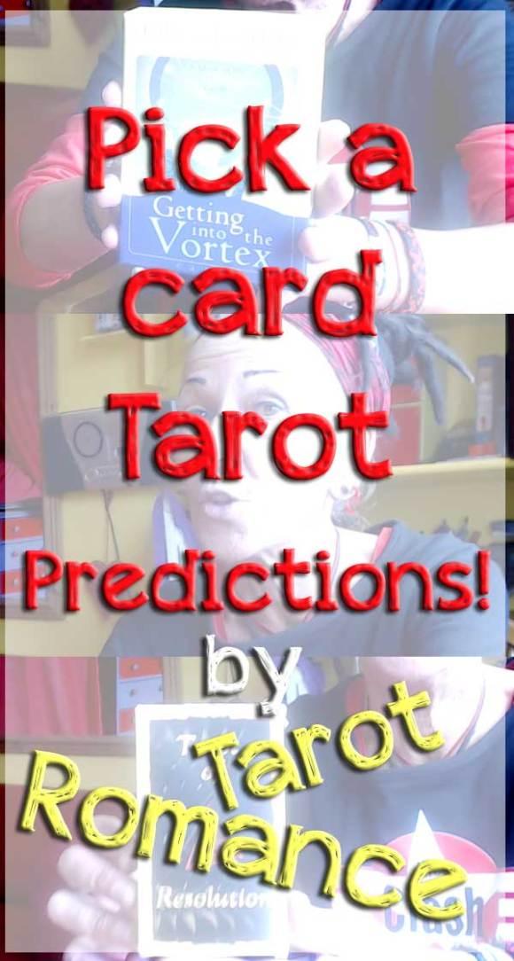 Pick a card tarot predictions!