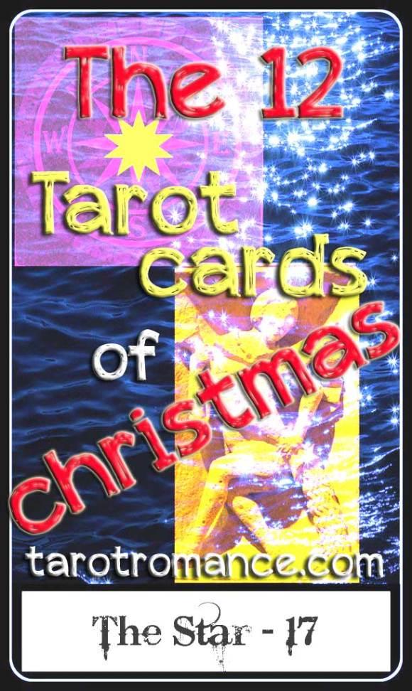 The 12 Tarot Cards of Christmas!