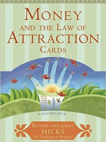 Money and the Law of Attraction Cards