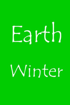 Earth – Winter
