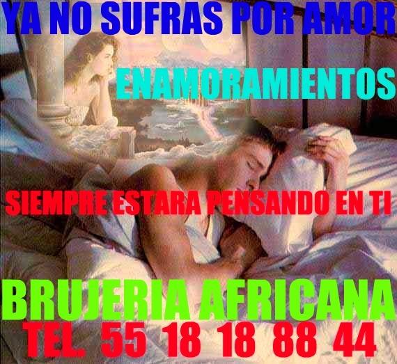 AMARRES ENAMORAMIENTOS BRUJO NEGRO!