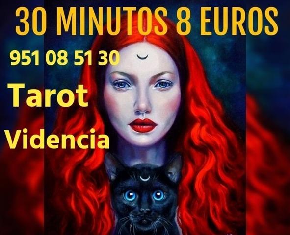 30 MINUTOS 8 EUROS TU FUTURO EN NUESTRO TAROT