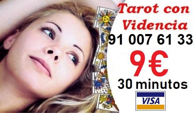 Tarot visa de Las pleyades 5€ los 15 minutos.