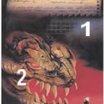 """Von Maiden, Rittern und Drachen - Ein Legesystem zur Tarotkarte """"7 Schwerter"""""""
