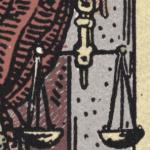 Waagschalen der Gerechtigkeit