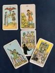 Ungeliebte Lehrmeister - Tarot-Legesystem zum Umgang mit nervenden Menschen