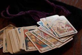 lectura de cartas del tarot