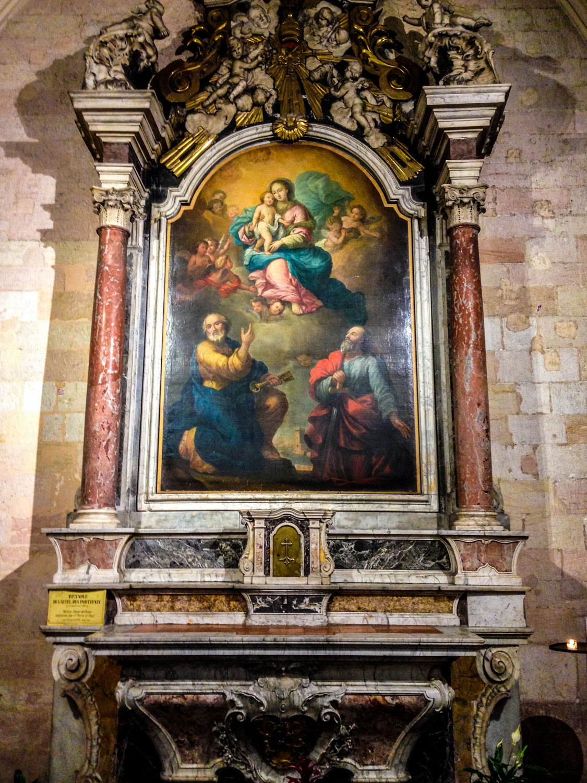 Eglise Saint Ferreol