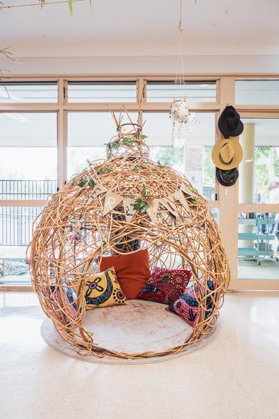 Tarragindi Child Care Centre Bird Cage Cubby