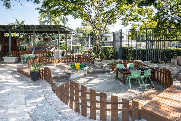Tarragindi Child Care and Development Playground