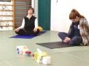 meditación, chamatta
