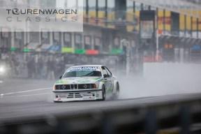 Jürg Dürig auf BMW 635 CSI