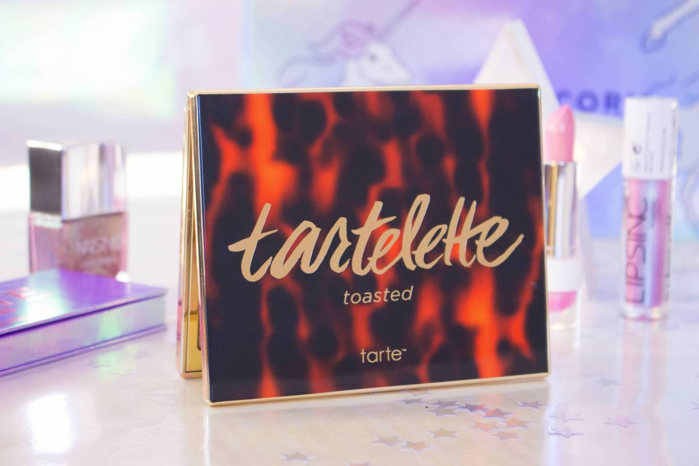 Tarte Tartlette Toasted Eyeshadow Palette Review & Swatches