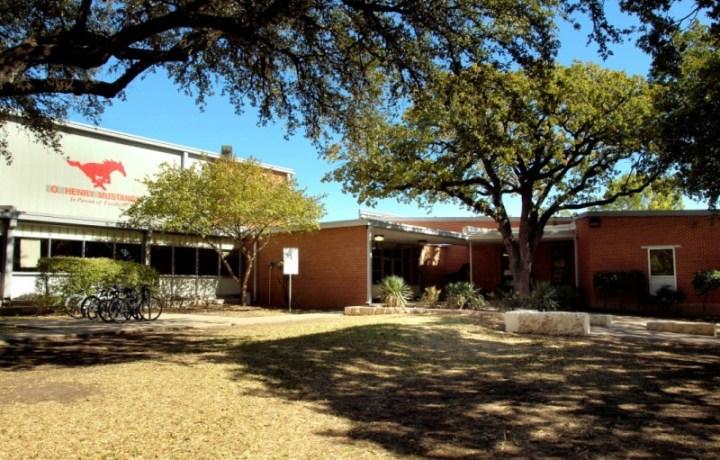O'Henry Middle School Austin