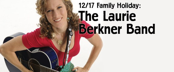 12/17 The Laurie Berkner Band