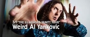 3/1 Weird Al Yankovic