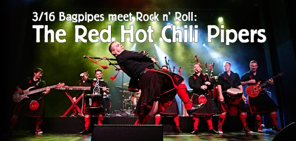 The Red Hot Chili Pipers (3/16)