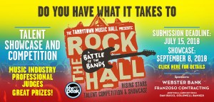 Rock The Hall Contest.