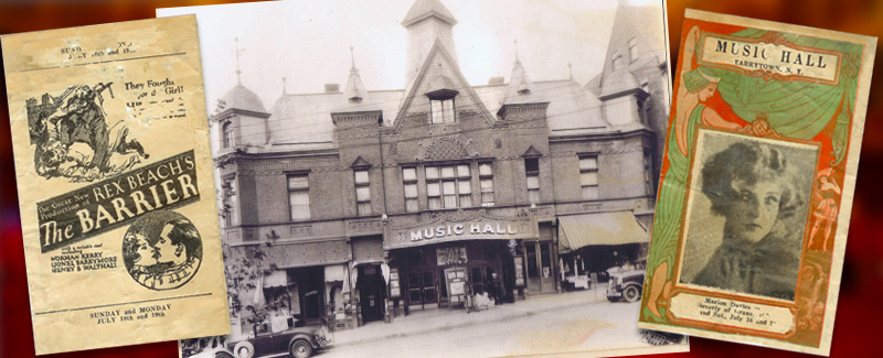 The History of the Tarrytown Music Hall