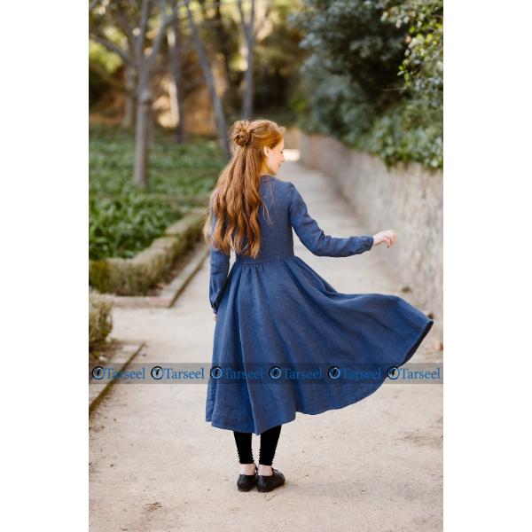 Frock Style Abaya