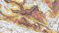 Dettaglio sul Monte Cassorso (zoom level 16)