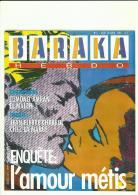 Anita Comix article BARAKA supplément BD Baraké