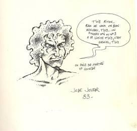 Interview de José Jover