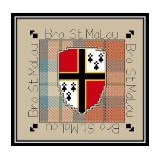 Ecusson Bro St Malou