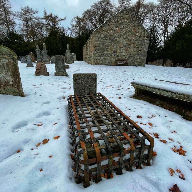 Cursed Metal Grave Aviemore