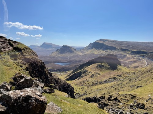 fantastic views from Quiraing