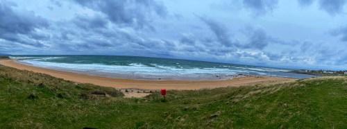 Brora-beach