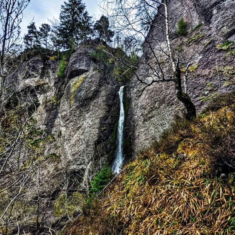 Culnaskiach falls