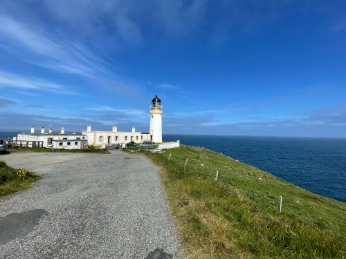 Lighthouse on Isle of Lewis
