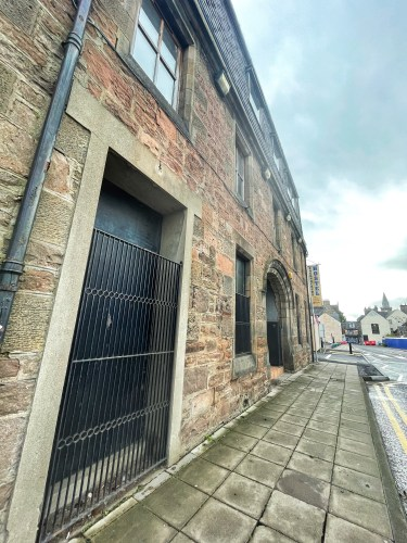 Rose street inverness