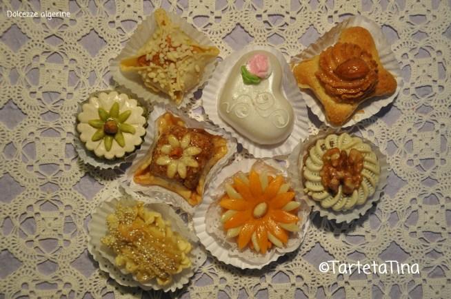 pasticceria tradizionale algerina