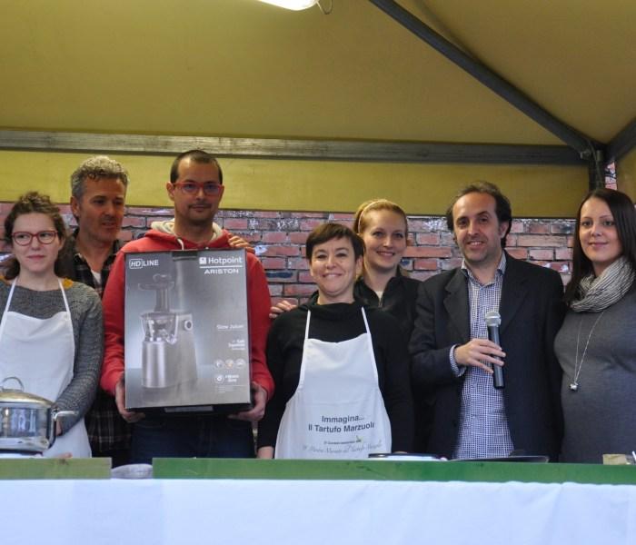 Il Baccalà e il Tartufo marzuolo – La finale del Contest 2017