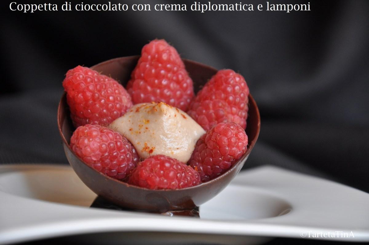 Coppetta di cioccolato