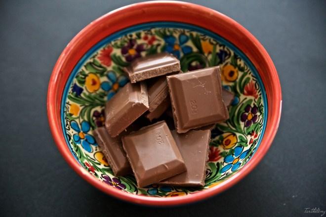 Crujiente chocolate