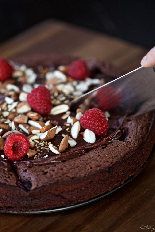 nutella cake 13