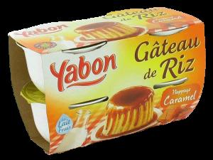 Pastel de arroz Yabon