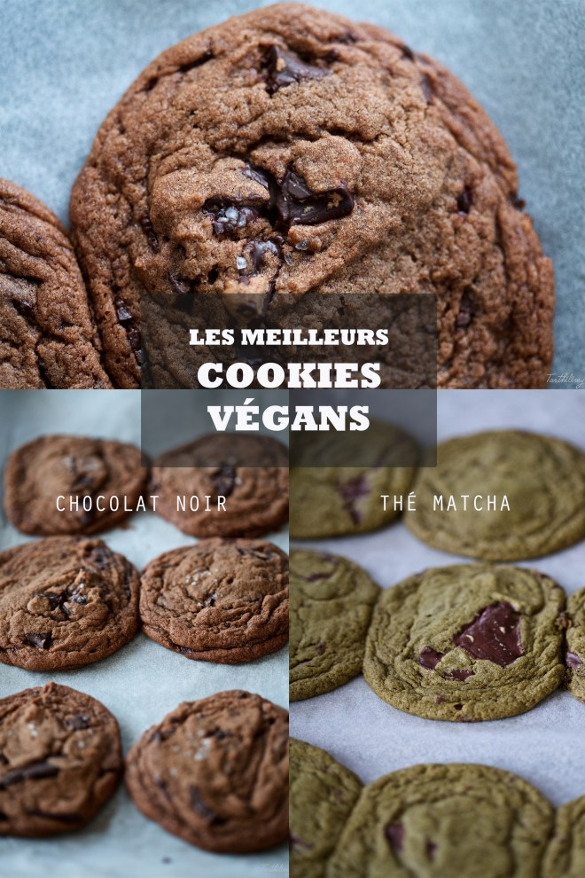 Les meilleurs cookies végans