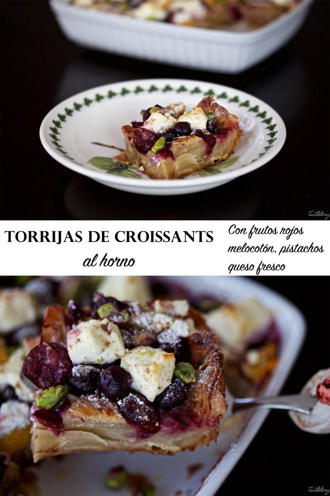 Torrijas de croissants