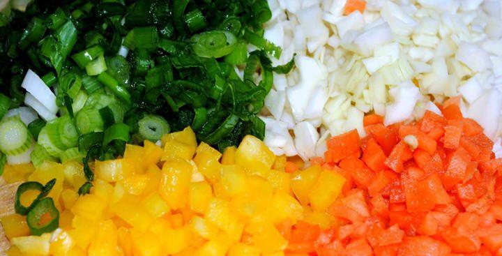 طبخ الخضروات في المايكروويف يفقدها قيمتها الغذائية