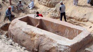 مصر .. باحثون أمريكيون يعثرون على فرعون مجهول لم يذكره التاريخ