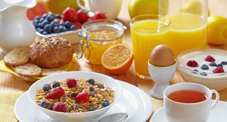 الفطور يساعد على إنقاص الوزن