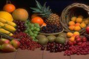 تناول الفواكه يوميا يقلص خطر الإصابة بالجلطة الدماغية