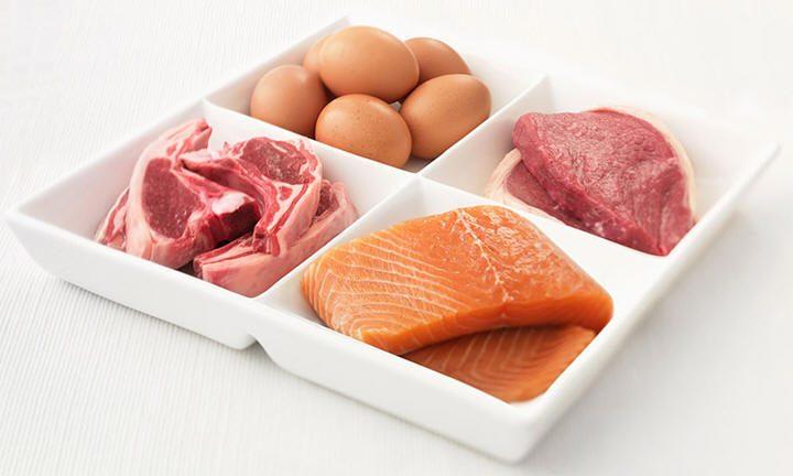النظام الغذائي لفصيلة الدم B