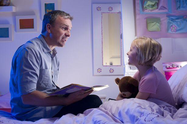 أهمية قصص ما قبل النوم للطفل