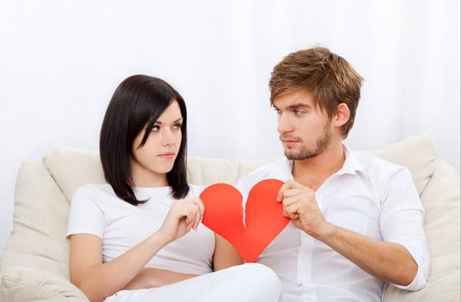 هل يؤثر الزواج غير السعيد على الصحة؟